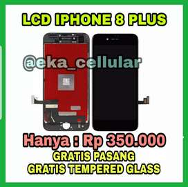 Ganti Lcd Iphone 8 plus Termurah (EKA CELL PS)