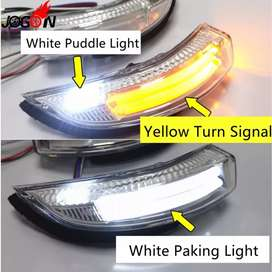 Led side mirror indicator axio filder vitz aqua