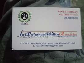 Food professionals welfare association