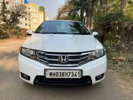 Honda City V, 2013, Petrol