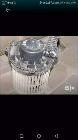 Blower motor ritz