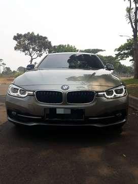 BMW 320D sport AT 2016