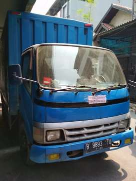 Toyota dyna long double 2002