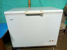 Haier chest freezer 320L, 1 year old