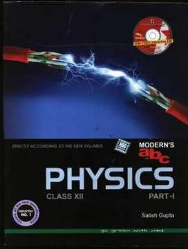 12th class PHYSICS MODERN ABC BOOK