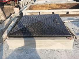Tandon air beton cor tanam