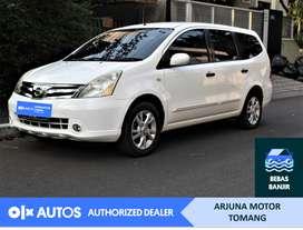 [OLX Autos] Nissan Grand Livina 2011 1.5 XV A/T Putih #Arjuna Tomang