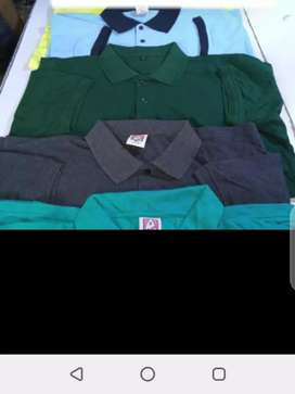 Cotton T shirts Export quality