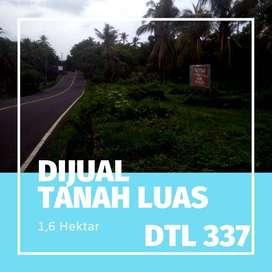DTL 337 Tanah dijual langsung pemilik