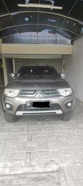 Jual Pajero Sport 2.5 AT Exceed 2013