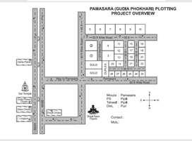 Pamasara(gudiapokhari) plotting projects