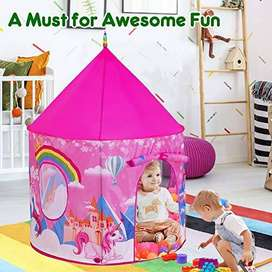 Baby Tent few weeks.  The satisfactory factor approximately those