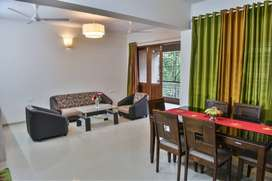 Premium 2BHK Apartments with a separate dining room,