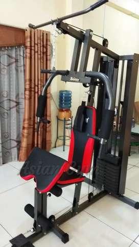 Home Gym 1 sisi total Fitness