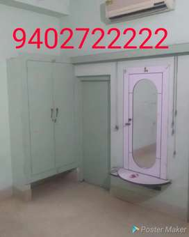 2 bhk furnished portion for boys and office use