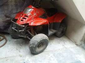 Atv four wheeler