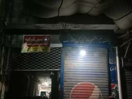 shop for sale in fateh khan bazar