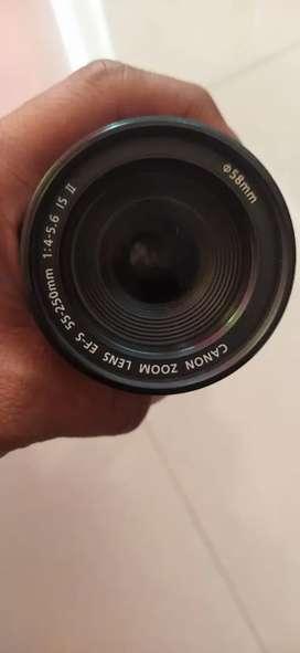 Canon DSLR Tele Zoom Lens
