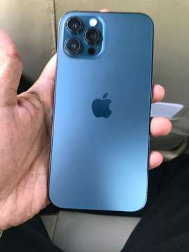 iPhone 12 pro max pacific blue new unused