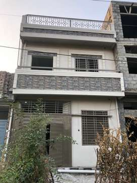 3 marla double story designer house For sale