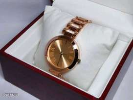 Catalog Name:*Stylish Women's Watches* Strap Material: Metal Display T