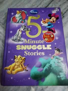 5 minute snuggle stories