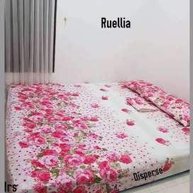 Sprei Homemade Ruellia