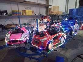 BARU mainan anak odong odong kereta panggung mini variatif 11