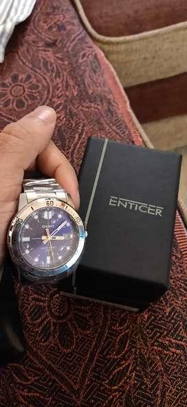 Casio Enticer Watch