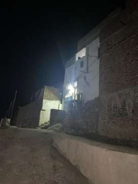 Dabble  story house Nowshera hakeemabad  higth location house for sale