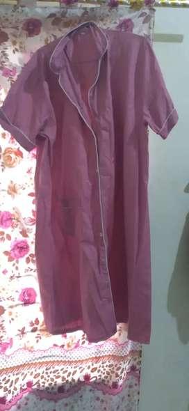 Baju hamil warna pink