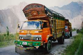 Goods transport and car carrier service