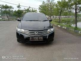 Dp 17 jt .! Kredit murah Honda All New City S matic 2010 new look.!