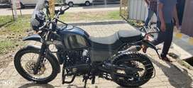 Royal enfield himalayan, whole new bike 3 months old good condition
