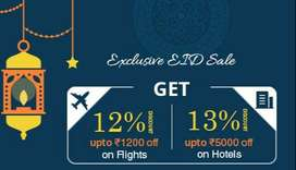 Save big on travel with Eid Sale