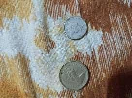 Rare antique coins