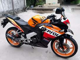 Honda CBR150R 2012 CBU