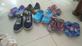 Sepatu bayi banyak model