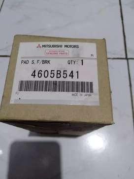 Kanvas Rem Mitsubishi All new pajero