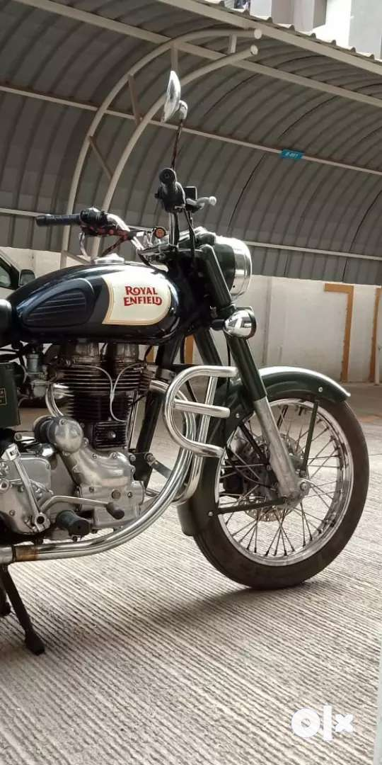 Vintage bullet looks like classic NOC available new insurance Aug 2k19 0