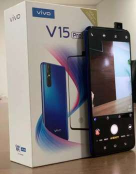 Excellent condition of vivo v15 pro at best prices with accessories
