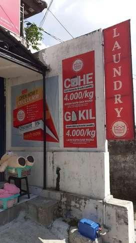 Take Over Laundry Kekinian-Digital Bogor