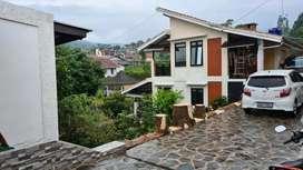 Villa bagus siap huni dikawasan wisata ciwidey