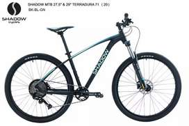 Sepeda MTB SHADOW Terradura by UNITED