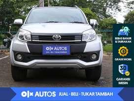 [OLX Autos] Toyota Rush 1.5 G A/T 2017 Silver