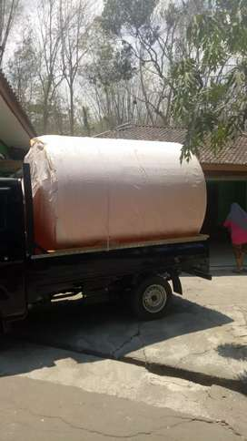 Pleret tandon 500liter new88 anti lumut