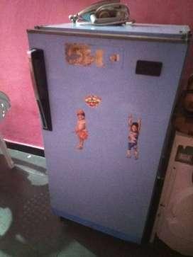 Voltas ruff ruff fridge working condition