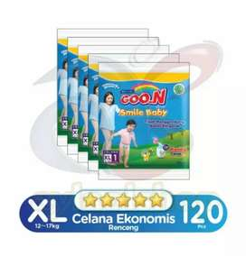 GooN Diapers XL Renceng