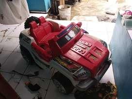 Servis Mobil aki mainan dan motor aki maian