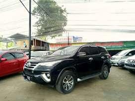 Toyota Fortuner 2.4 VRZ 2016 matic Plat BH Terawat